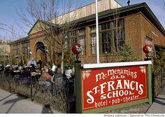 McMenamins Old St Francis Schoolhouse