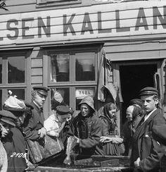 Fisketorvet Datering: - Fotograf: Knudsen, Knud & Co.