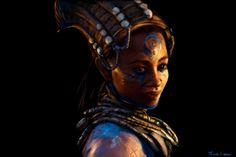 Batari from Far Cry Primal by Musiriam.deviantart.com on @DeviantArt