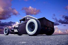 When Rust Is Cool: 30 Insane Rat Rod Photos   Car Accessories Blog