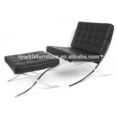 Barcelona Chair Designed By Mies Van Der Rohe Classic Furniture