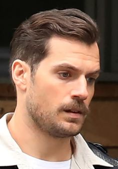 Henry Cavill's Mustache Will Erase Your Anti-Mustache Prejudice