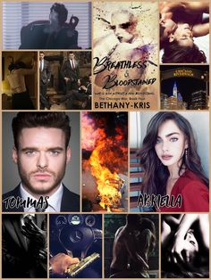 Breathless and Bloodstained by Bethany-Kris Good Romance Books, Romance Novels, Books To Read, My Books, Chicago Riverwalk, Collage Book, Wattpad Stories, Book Boyfriends, Book Quotes