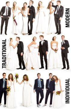 themes, options #wedding @stylemepretty