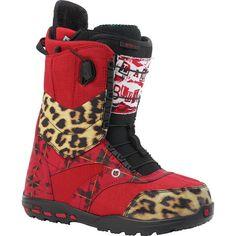 Burton Ritual Snowboard Boot L.A.M.B. 2016