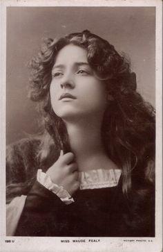 Miss Maude Fealy--a beauty