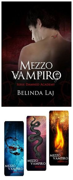 Unmarked Vampire / Mezzo Vampiro by Belinda Laj - http://www.amazon.it/Mezzo-vampiro-Damned-Academy-1-ebook/dp/B00ULJLFWC