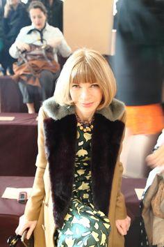 Anna Wintour                                                                                                                                                                                 More