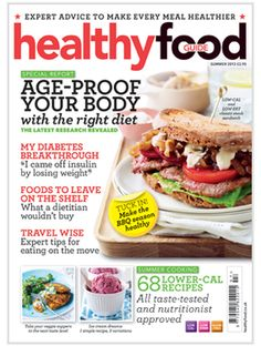 Healthy Food Guide has some great articles about ways to help you live a healthy life.