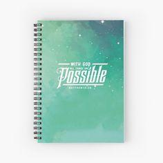 Promote | Redbubble Notebooks, Promotion, Christian, Notebook, Christians, Laptops