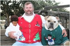30 Ugly Christmas Sweater Ideas - Clicky Pix