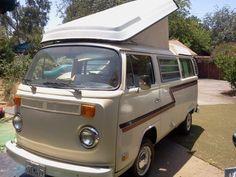 VW Bus - LOVE this bus!