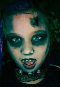 # kids#zombie#halloween