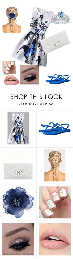 """""""Untitled #370"""" by precioustaty on Polyvore featuring Havaianas, Kate Landry, Accessorize and Disney"""