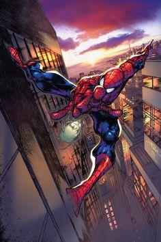 #Spiderman #Fan #Art. (Angel Medina Spider-man. Color) By: JoeyVazquez. (THE * 5 * STÅR * ÅWARD * OF: * AW YEAH, IT'S MAJOR ÅWESOMENESS!!!™)[THANK Ü 4 PINNING!!!<·><]<©>ÅÅÅ+(OB4E)