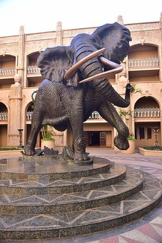 The Palace, Sun City, North West, South Africa by South African Tourism Sun City South Africa, North Africa, All About Africa, Out Of Africa, Apartheid Museum, Namibia, Lost City, African Safari, North West