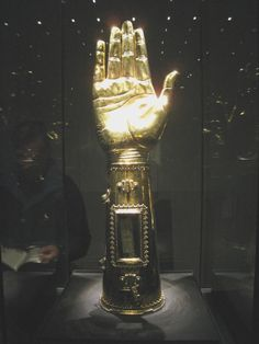 Arm Reliquary of Charlemagne