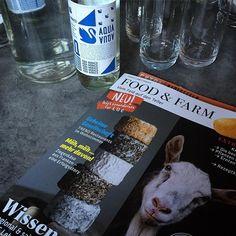 """Vom Feld auf den Teller - Heute abend sind wir im #kochdichglücklich beim Launch des neuen Magazins """"Food & Farm"""" und probieren die Rezepte der ersten Ausgabe. #foodnfarm #farmtotable #saisonal #regional #kochen #heft #food #magazin #DLV #magazine #launch #event #veggie #gemüse #garten #DIY #farmer #gärtner #münchen #munich"""