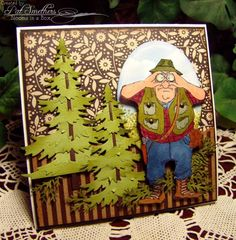 ~Where's Fred?~ by Blooms in a Box - Cards and Paper Crafts at Splitcoaststampers