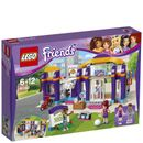 """Lego Friends: Heartlake Sports Centre (41312) Stay fit and healthy at the Heartlake Sports Center!Join Mia™s training session on the punch bag and gymnastic rings before getting up a sweat on the treadmill""""she™s working Robert hard today! Lead a  http://www.MightGet.com/january-2017-11/lego-friends-heartlake-sports-centre-41312-.asp"""
