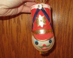 Adornos de Navidad Vintage juguete soldado ornamento, soldadito de plomo,