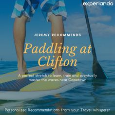 Check out 'Paddling at Clifton' from our member Jeremy in Cape Town! For more similar recommendations, be sure to check out www. Cape Town, Traveling By Yourself, Waves, Sporty, Learning, Check, Studying, Teaching, Education