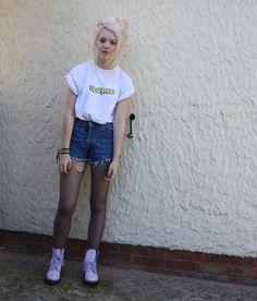 Diy Fresh Prince Of Bel Air Tshirt, Levi's® Levi Shorts, Lilac D Ms