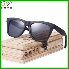 13Colors Real Top Men Wood Sunglasses Tree Frame Mens Wooden Sunglasses Forest Polarized Square Gafas Oculos De Sol Madera