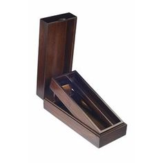 Amazing Father's Day gift idea. Mahogany Wine Presentation Box. $140 http://www.belleandjune.com/Browse/Product/5637/166/Wine-Presentation-Box