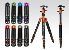 The 10 Best Portable Travel Tripods Under $200 - 2017