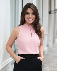Cute Dresses For After Prom Short Tops, Long Tops, Business Attire, Business Outfits, Corsage, I Dress, Blouse Designs, Casual Outfits, Fashion Dresses