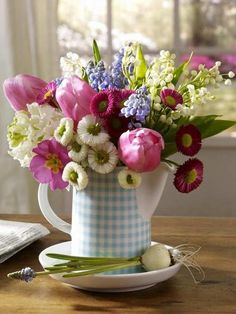 Whimsical Raindrop Cottage, flowersgardenlove: Tulips Flowers Garden Love