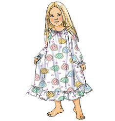 Patrón de costura para hacer  Pijamas y camisones especiales niñas!  Patrones para hacer: camisón de Jersey con escote de cubierta elástica, las variaciones de la manga, comprada cinta o botón de ajuste, dos longitudes, opcionales volantes en el dobladillo y mangas, manga larga top de pijama de Jersey con escote de cubierta elástica, manga larga o corta, opcional volantes en el dobladillo y mangas pantalones cortos de pijama con cintura elástica cubierta pijama pantalón con cintura elástica…