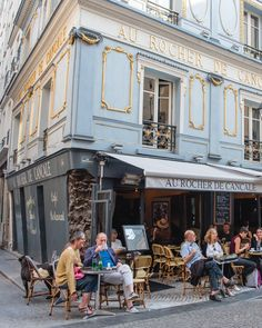 The Best of Rue Montorgeuil in Paris - Where to Eat, Drink and Shop | Paris Perfect