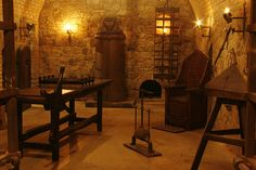 Torture Chamber by Castello di Amorosa, via Flickr