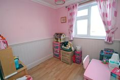 Extended semi-detached house with 3 bedrooms plus dressing room/study & bathroom with separate shower complimented by a spacious lounge, dining area with French doors, large kitchen with. Semi Detached, Detached House, Nottingham, Dressing Room, French Doors, Dining Area, Toddler Bed, Lounge, Bedroom