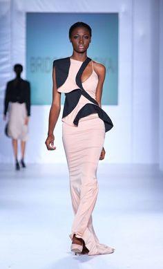 MTN Lagos Fashion & Design week: Spring/Summer 2013 Bridget Awosika