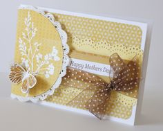 My creative corner: Mother's Day cards...-several Mother's Day Cards on this page