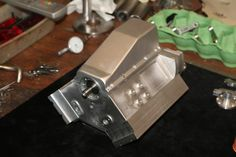 1/4 scale V8, first project. - Page 2 - Home Model Engine Machinist