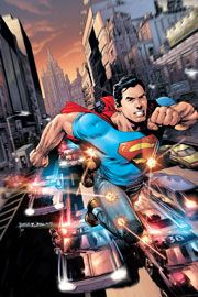 The new 52 by DC has begun.  And so has an all new Action Comics!  Check it out!
