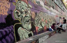 Lieux | Skate Park de Bercy | Paris Street Art