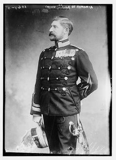 King of Roumania in uniform Romanian Royal Family, Queen Mary, Royal Weddings, Ferdinand, Royals, King, Descendants, Edinburgh, Antique