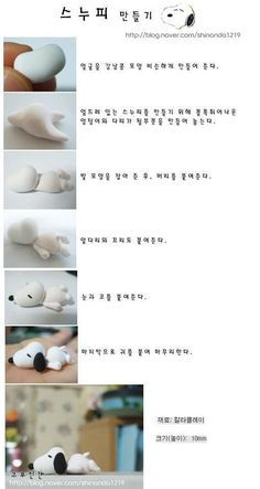 fimo tutorial character