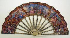 Fan. 18th c