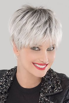 Petite/Average Swing by Ellen Wille Wigs - Monofilament Crown, Lace Front Wig