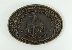 Professional Rodeo Cowboys Association by TaylorJonesAntiques