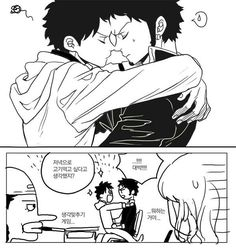 Lol~ No need to have mind reading game to tell what Luffy wants.. lol~
