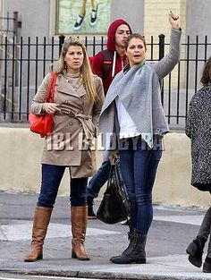 Princess Madeleine was spotted in New York on November 4 when she was looking for a taxi with a friend.