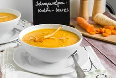 I Foods, Fondue, Thai Red Curry, Soup Recipes, Cheese, Ethnic Recipes, Soups, Blog, Soup
