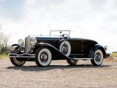 1930 Duesenberg J357-2388 Convertible Coupe by Murphy